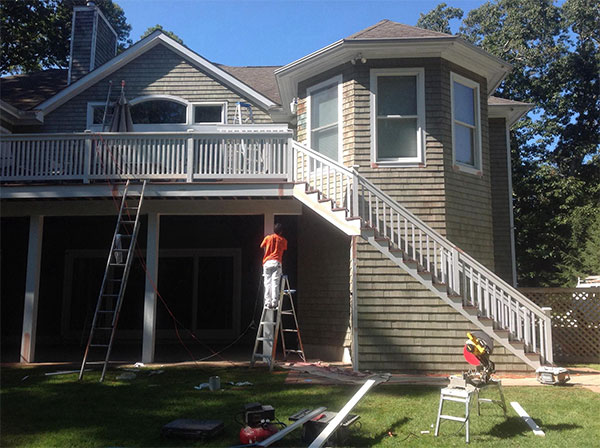 long island exterior painting siding painting. Black Bedroom Furniture Sets. Home Design Ideas